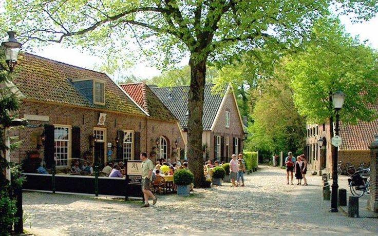 Bronkhorst kleinste stadje van Nederland, smallest town in Holland, pueblo mas chico de Holanda