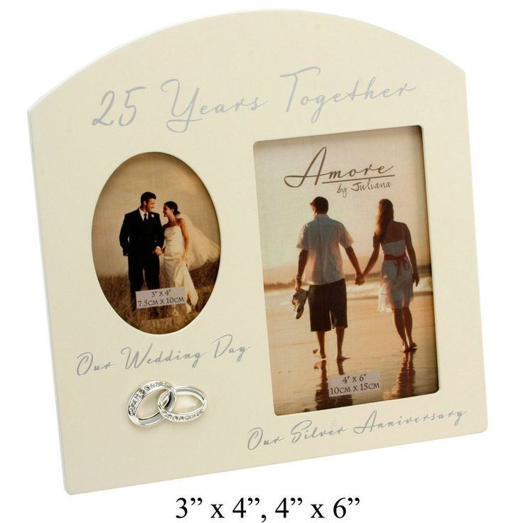 Silver Jubilee Wedding Anniversary Gifts: 25+ Unique 25th Anniversary Gifts Ideas On Pinterest