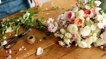 Mothers Day Floral Workshop