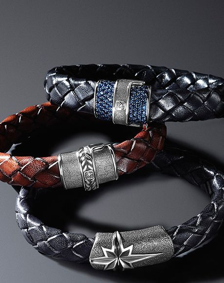 ~ Living a Beautiful Life ~ Men's Jewelry - Designer Jewelry for Men - David Yurman