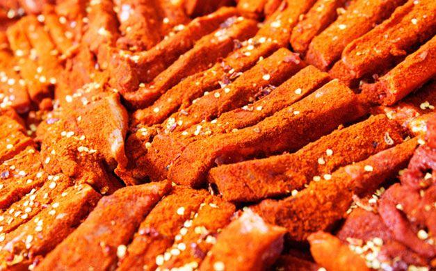 Piatti di carne dal Molise e la piccante pampanella | Molisiamo