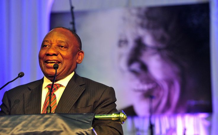 Who is Cyril Ramaphosa? A profile of the new leader of the ANC Cyril Ramaphosa is likely to emphasise stability - in government and the ANC. Given his history he is likely to want to stabilise the economy. https://www.thesouthafrican.com/who-is-cyril-ramaphosa-a-profile-of-the-new-leader-of-the-anc/