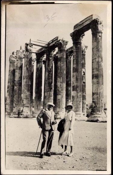 Αθήνα, 1933. Athens, 1933.