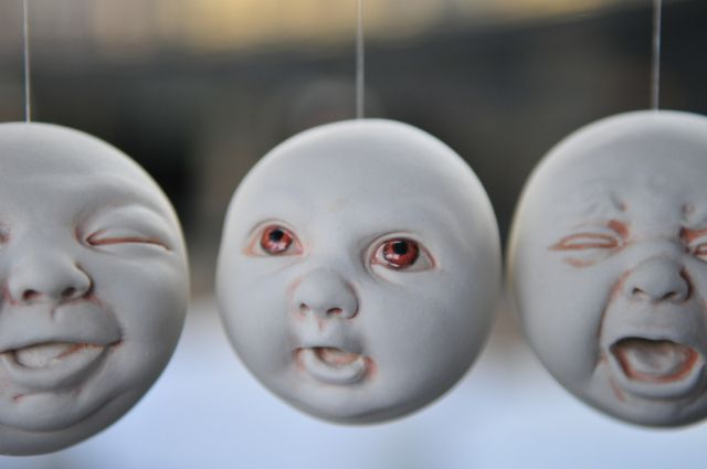 Living Clay – Johnson Tsang's Solo Exhibition Part 3 — My Babies