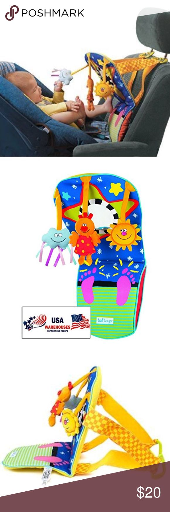 Taf toys car seat toy   best h baby images on Pinterest  Pregnancy Babies rooms and