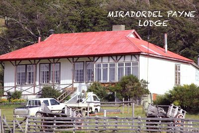 turismo yamana: Para descansar en un  lugar de Patagonia