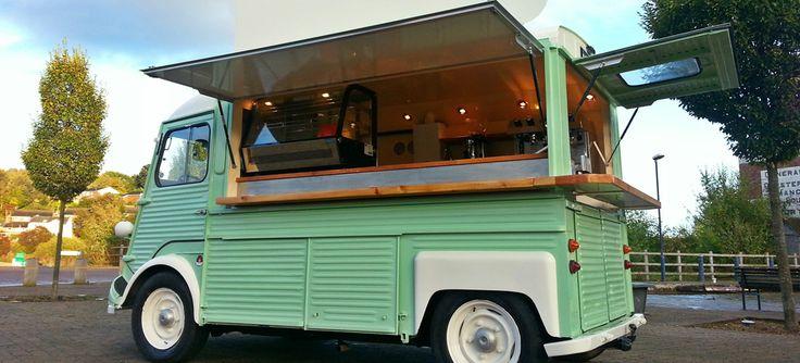 Catering Kiosks Citroen H Van Catering Vans Long Wheel