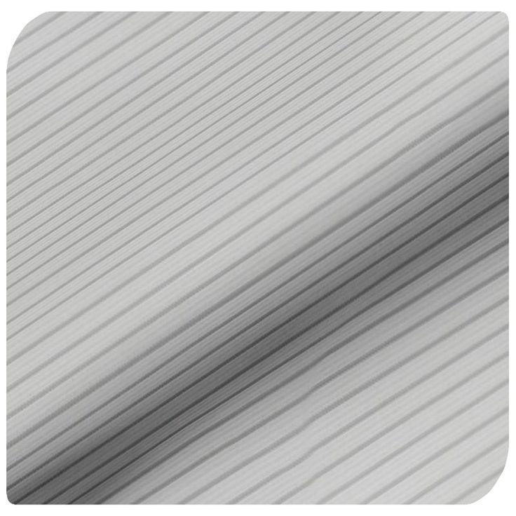 Linear White Roller Blind