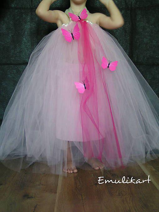 emulikart / Tutu šaty na fotenie ♥