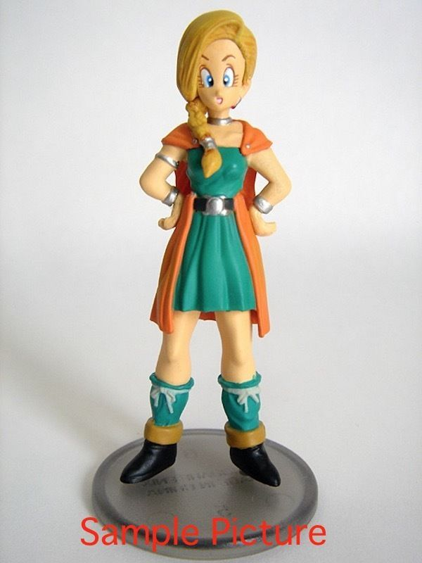Dragon Quest Bianca Character Figure Collection Vol.2 Square Enix JAPAN WARRIOR #SquareEnix
