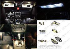19x Mercedes Benz W204 C-Class LED Interior Lights Package Kit For 2008+