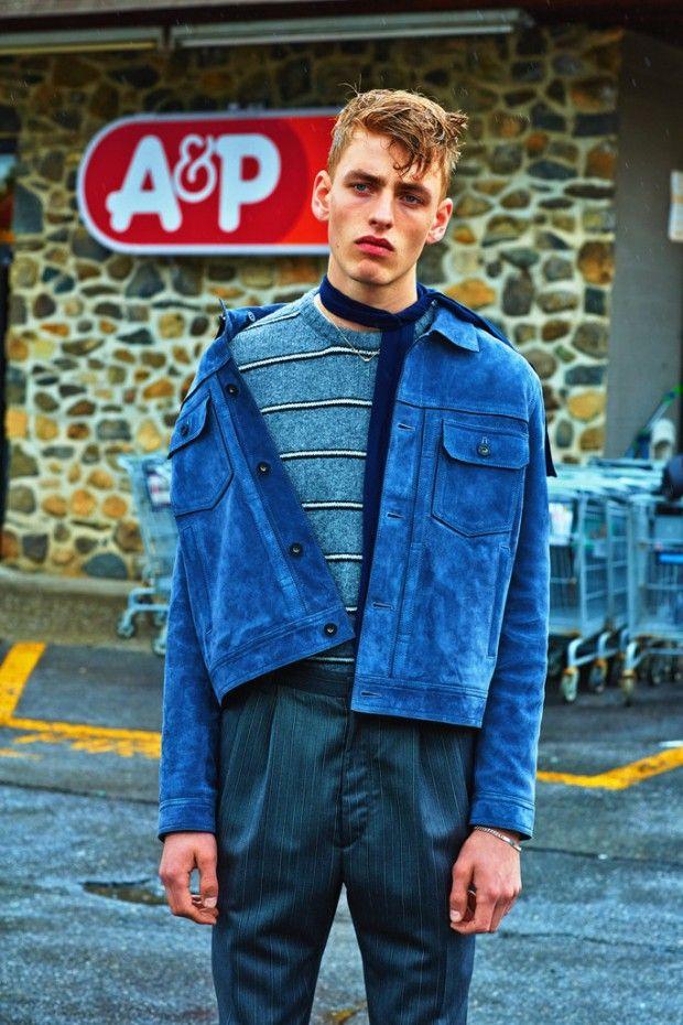 "digitalpalace: ""homme—models: ""Erik Fallberg by Matthew Kristall for T Magazine "" """