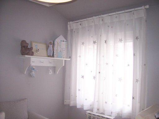 M s de 10 ideas incre bles sobre cortinas habitacion bebe - Cuarto infantil nino ...
