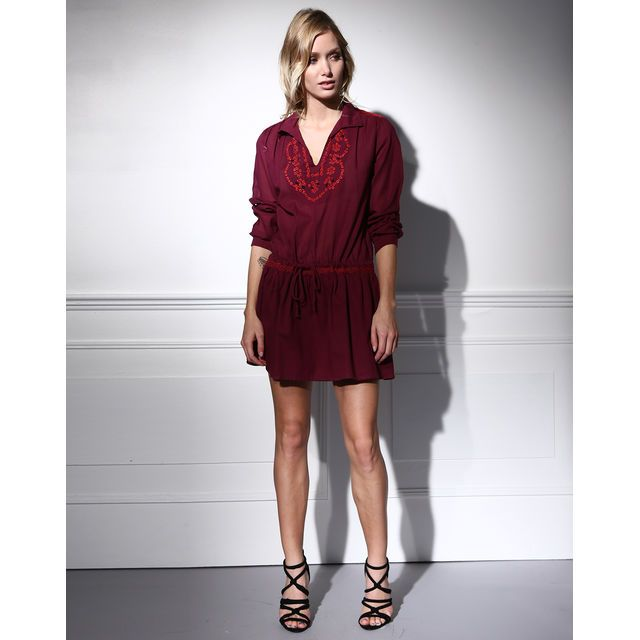 Robe Les Petites, cliquez sur l'image pour shopper #bazarchic #robe #dress #lespetites #petites #fashion #mode #boheme #bohemian #broderie #dentelle