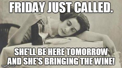 #fridayiscoming #qotd