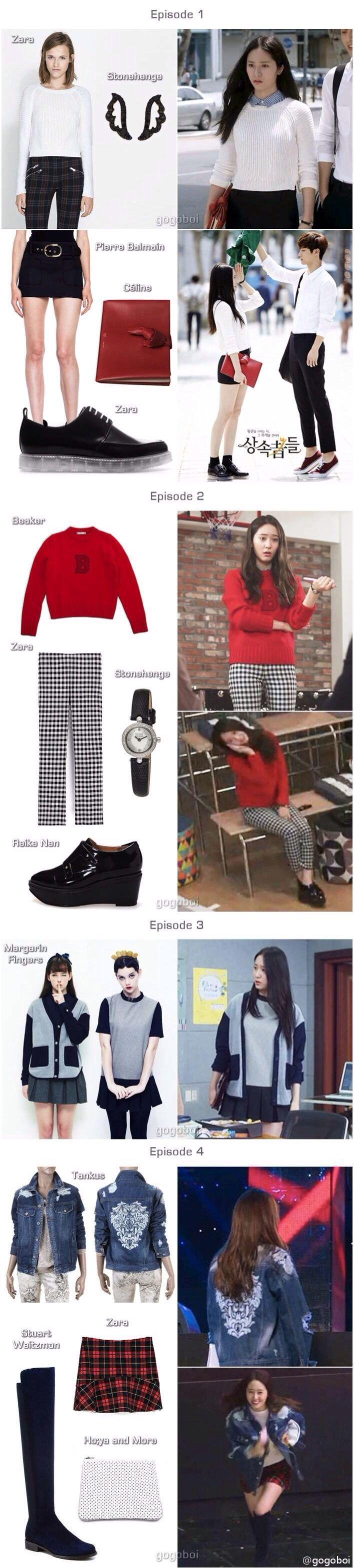 Krystal fashion