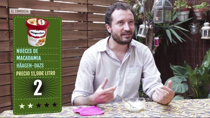 ¿Häagen Dazs? ¿Carte D Or? ¿Ben&Jerry s? ¿Aliada? Uno de los mejores heladeros de España prueba a ciegas las marcas más populares y emite su veredicto.