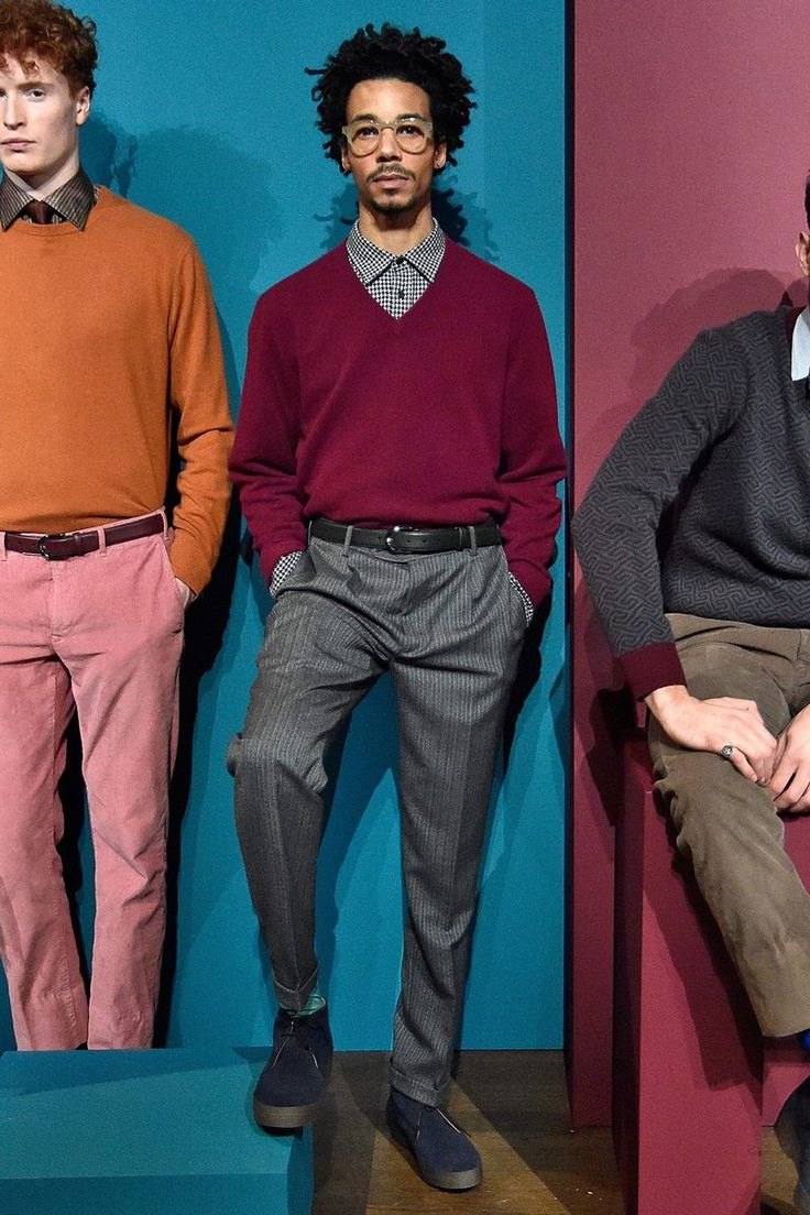 Thomas Pink Fall/Winter 2016/17 - London Collections: MEN - Male Fashion Trends