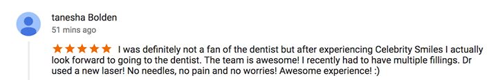 Patients are loving our new laser!! No shots no drill laser dentistry. - http://ift.tt/1HQJd81