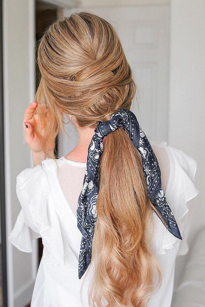 37 Modern Pony Tail Hairstyles Ideas For Wedding Wedding Forward Graduation Hairstyles Braided Hairstyles Tail Hairstyle