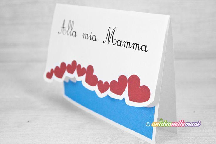Biglietti Festa della Mamma da stampare: 4 originali biglietti di auguri da scegliere e da stampare gratis