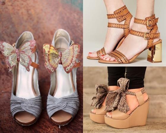 Обувь на весну без каблука