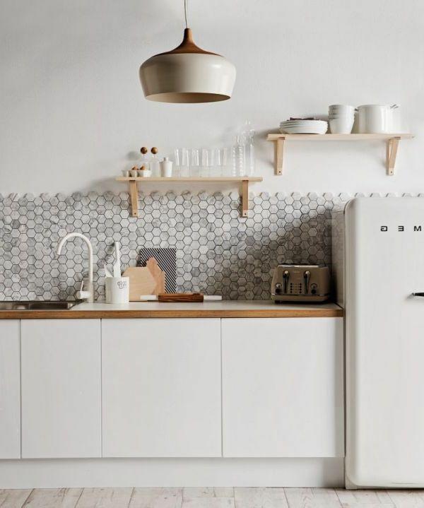 Die 25+ besten Ideen zu Skandinavische küche auf Pinterest ... | {Küchen skandinavischen stil 8}