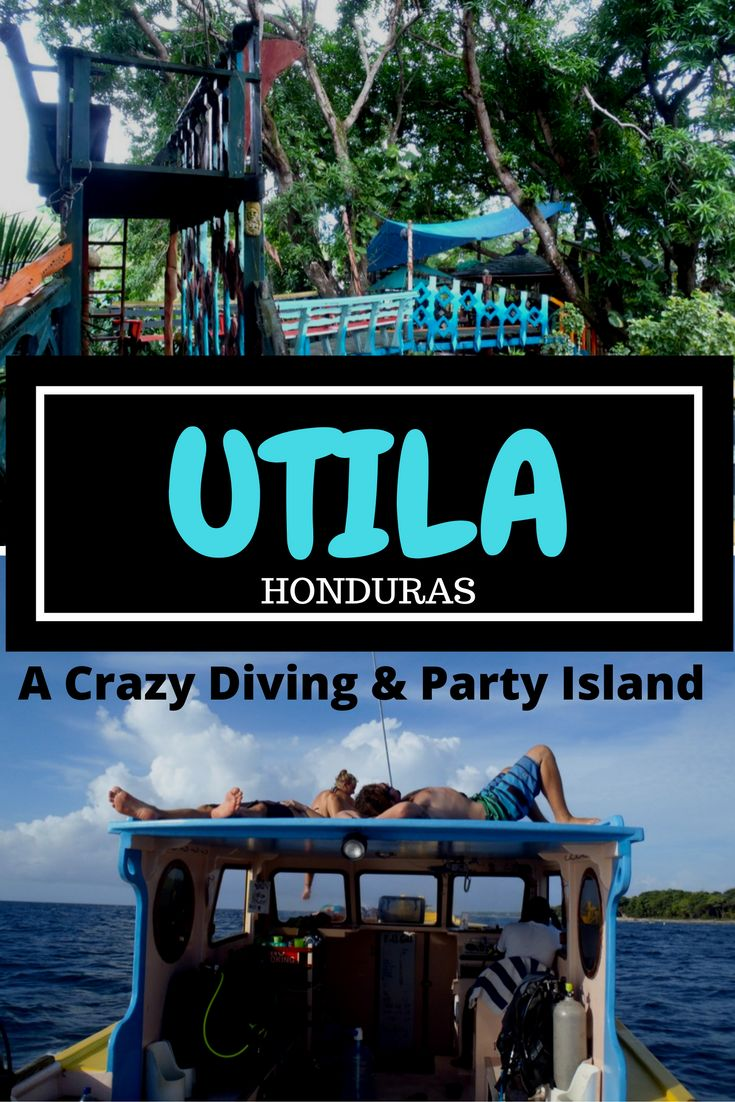 Turquoise waters, clean sand, cheap diving and cheaper tequila. When one thinks of tropical islands, it's usually the expensive but not this one. This island known as Utila is a backpacker's paradise. Don't miss this place. Put it on your list of places t