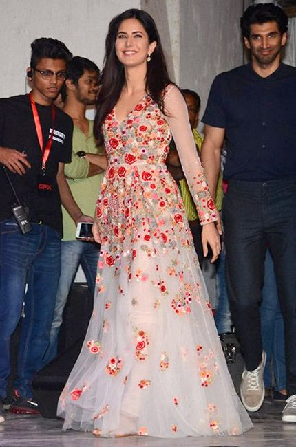 Best dressed this week: Katrina Kaif and Sridevi