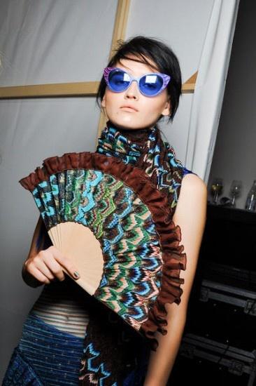 Love these Missoni Sunglasses