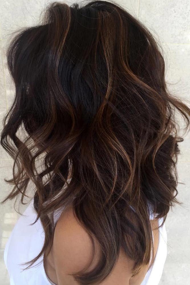 The 25+ best Dark hair ideas on Pinterest | Dark ...