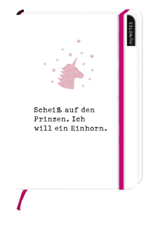 mynotes einhorn - Ausatmen Fans Ef34