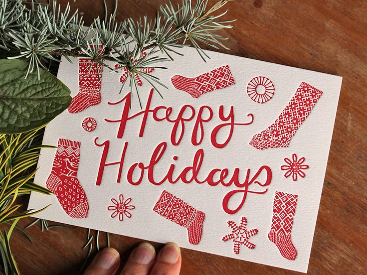 112 best french christmas images on pinterest merry christmas love pack of 6 letterpress christmas cards m4hsunfo Images