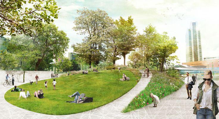 193 best verde images on pinterest contemporary for Garden designer milano