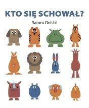 Kto się schował? - Ryms - kwartalnik o książkach dla dzieci i młodzieży