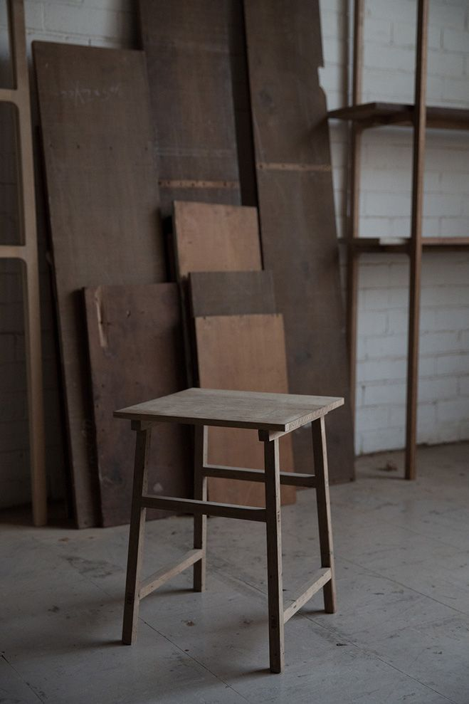Sustainable Furniture By Australian Maker Benjamin Baldwin The