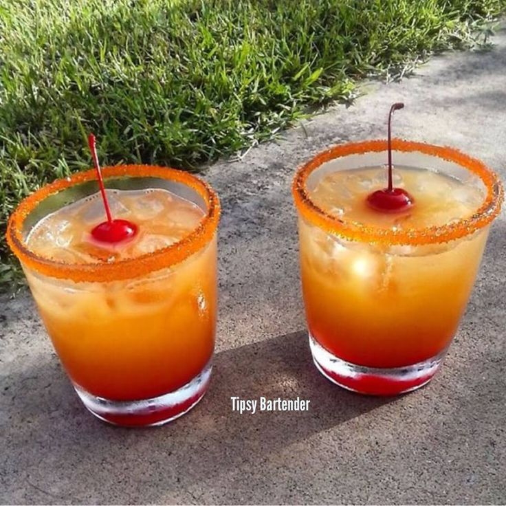 Check out the Georgia Peach! Classy and Delicious! For the recipe, visit us here: www.TipsyBartender.com