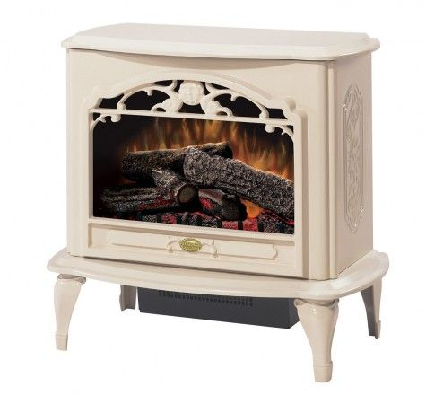Dimplex - Home Page » Fireplaces » Stoves » Products » Celeste Electric Stove