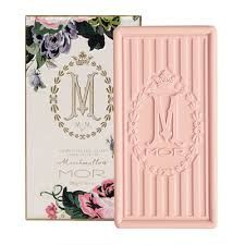 MOR - Marshmallow Boxed Triple Milled Soap 180g