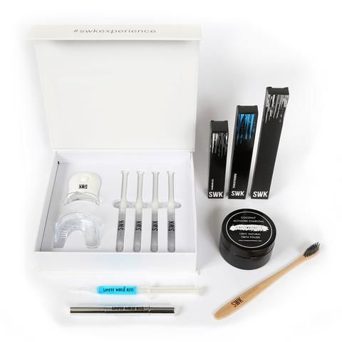 Get teeth whitening kits at competitive rates with minimum moments and can get you satisfactory result.