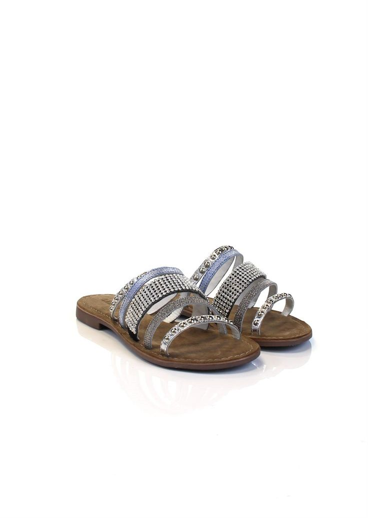 Lazamani 75305 - Slippers & Sandalen - Dames - Donelli