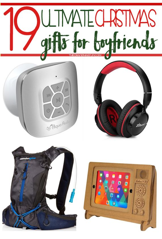 19 ultimate christmas gifts for boyfriends this grandma is fun pinterest christmas gifts christmas and gifts