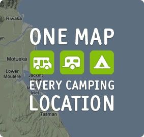 Just to remind myself that there are ohers than just the big companies. Also great map of new zealands camping locations!