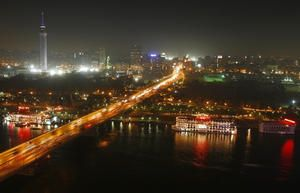 Cairo is the largest city in the Arabic world with a population of 6.76 million.