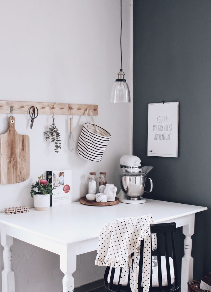 Küche neu gestalten - schnell und einfach mit Tafelfarbe ...
