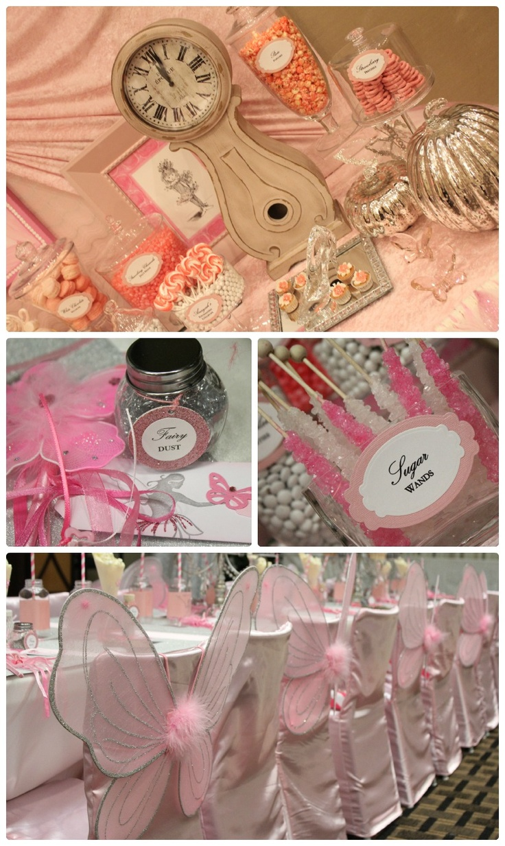 """""""When the first baby laughed for the first time, the laugh broke into a thousand pieces and they all went skipping about, and that was the beginning of fairies."""" Peter Pan; Enchanted Fairytale birthday ideas by Simply Sienna"""
