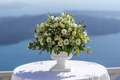 A la carte Santorini weddings: The ''Just the two of us'' wedding in Imerovigli - Santorini