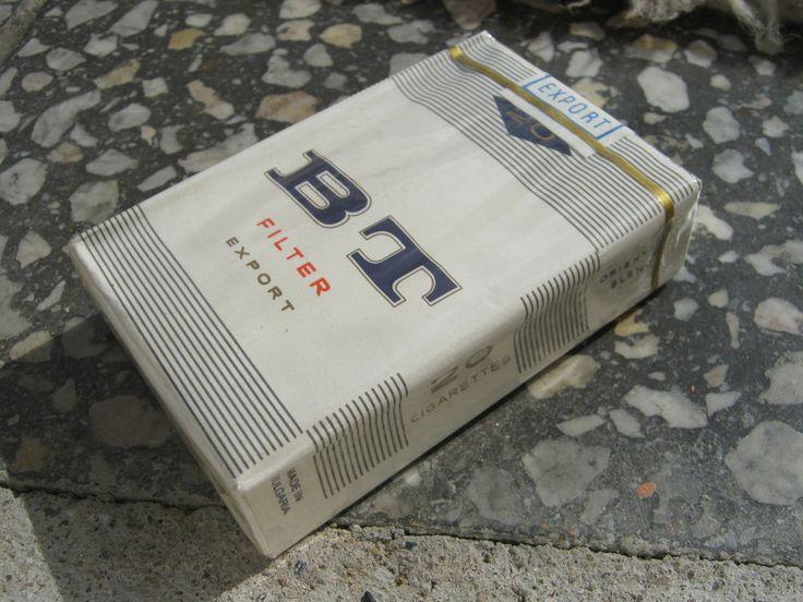 Cigarety BT