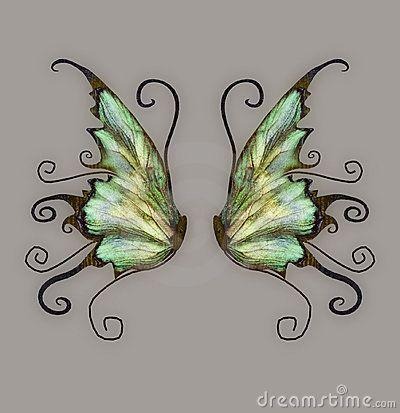 good looking wings  sister tat :) I love it!
