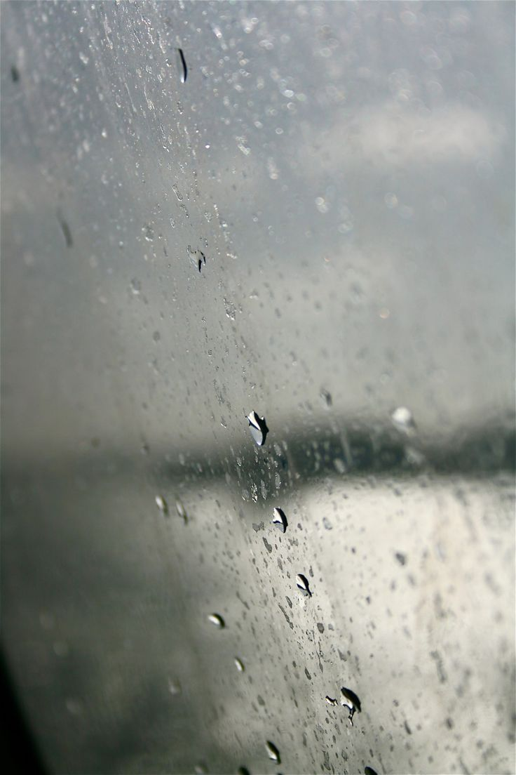 I like rain, it's the cosiest feeling looking at raindrops on the window glass - an with warm summer rain, it's best to be in it!